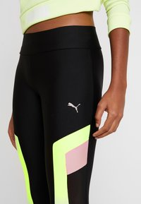 Puma - CHASE - Leggings - Trousers - black - 4