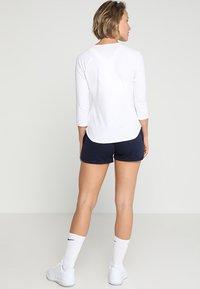 Lacoste Sport - WOMEN TENNIS SHORT - Sports shorts - navy blue - 2