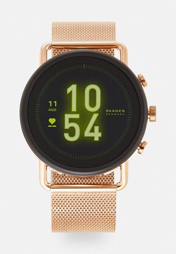 FALSTER - Reloj - rose gold-coloured