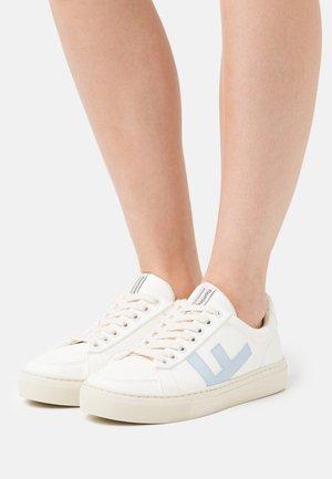 VEGAN CLASSIC 70'S KICKS - Zapatillas - white/blue/grey