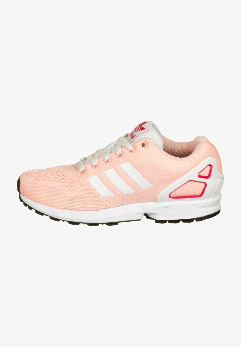 adidas Originals - ZX FLUX - Sneakers laag - haze coral