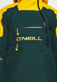 O'Neill - PSYCHO TECH ANORAK - Snowboard jacket - panderosa pine - 6