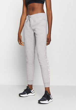 PANT - Spodnie treningowe - mgreyh/pnktin