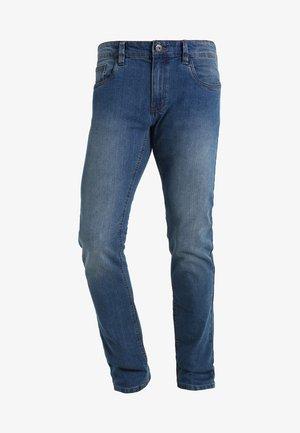 PITTSBURG - Slim fit jeans - medium indigo