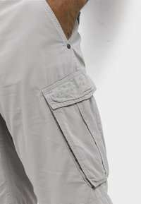 camel active - REGULAR FIT - Shorts - cloudy grey - 3
