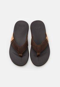 Reef - CUSHION BOUNCE PHANTOM - T-bar sandals - brown - 3