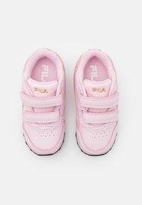 Fila - ORBIT INFANTS UNISEX - Zapatillas - light lilac - 3