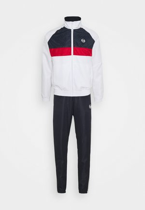 ANSLEY TRACKSUIT SET - Tracksuit - night sky/tango red