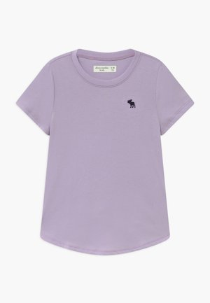 CURVED - Basic T-shirt - purple