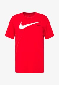 Nike Sportswear - Camiseta estampada - university red/white - 3