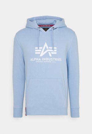 BASIC HOODY - Sweatshirt - light blue
