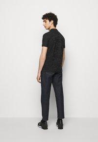 Emporio Armani - Polo shirt - black - 2