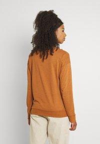 Ragwear - NEREA - Long sleeved top - cinnamon - 2