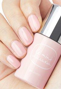 Le Mini Macaron - GEL MANICURE KIT - Nail set - fairy floss - 3