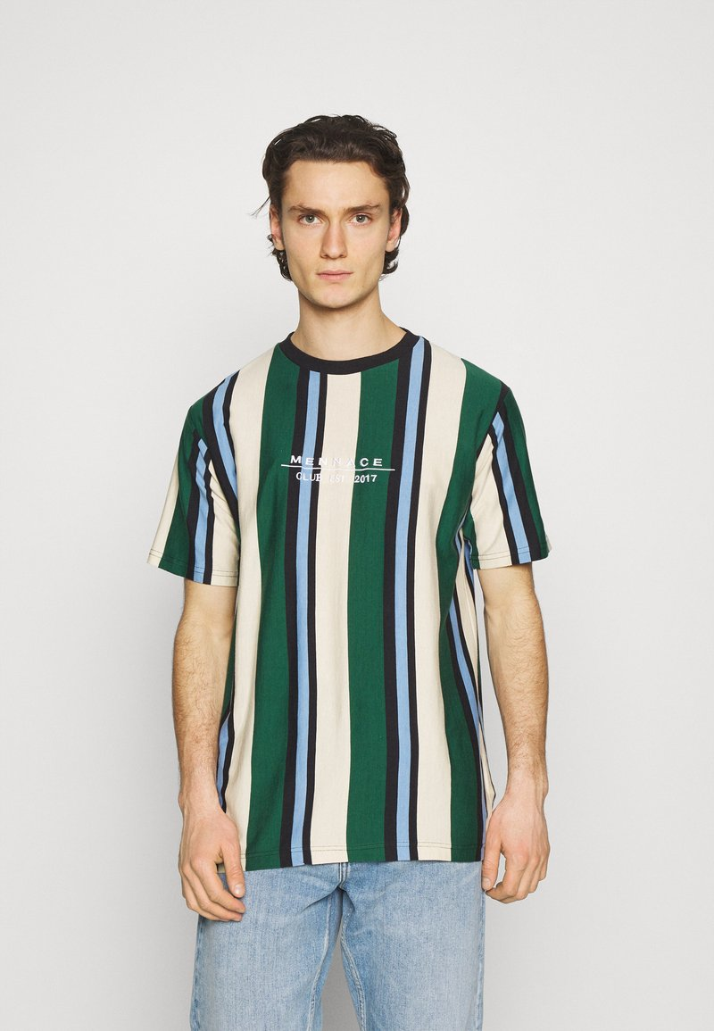 Mennace - Print T-shirt - multi
