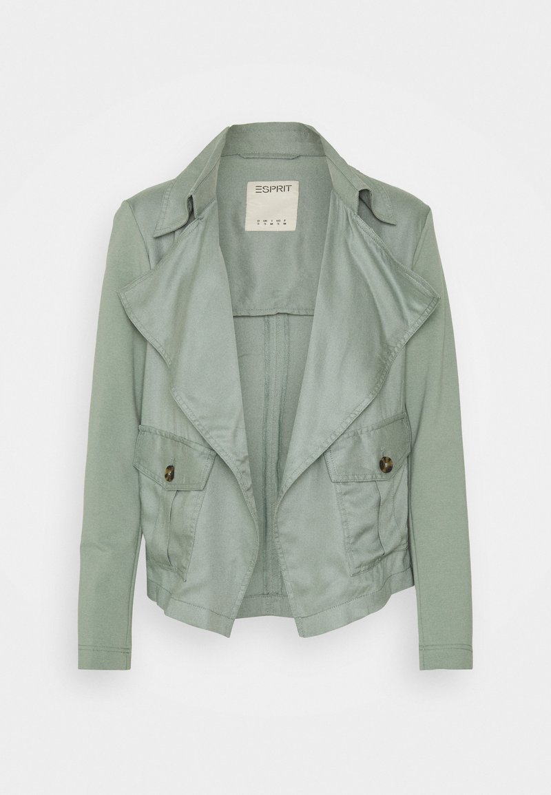 Esprit - Summer jacket - turquoise