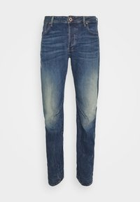 G-Star - WOKKIE - Slim fit jeans - elto pure stretch denim-antic faded baum blue - 4