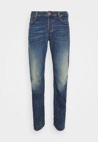 WOKKIE - Slim fit jeans - elto pure stretch denim-antic faded baum blue