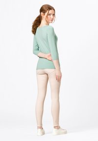 HALLHUBER - Long sleeved top - dusty mint - 1