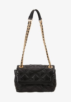 FLEMING SOFT SMALL CONVERTIBLE SHOULDER BAG - Handbag - black