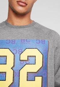 Best Company - CREW NECK - Sweatshirt - grey melange - 5