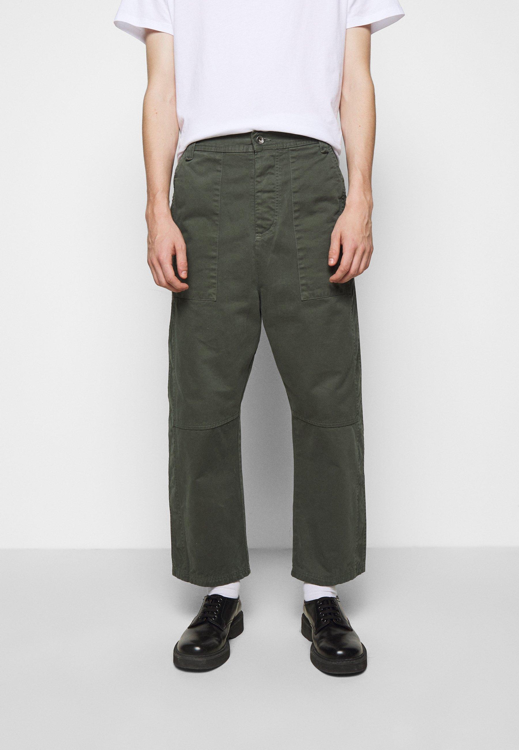 Homme PLUMBER TWILL PANTS - Pantalon classique