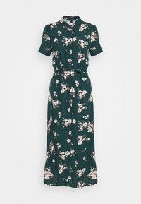 VMSIMPLY EASY LONG SHIRT DRESS - Shirt dress - ponderosa pine