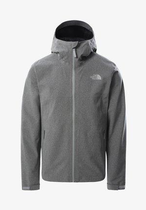 APEX FLEX  - Hardshell jacket - light grey