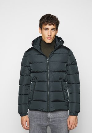MEGA - Winter jacket - green black