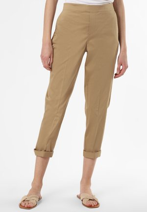 CHRISTEL - Trousers - camel