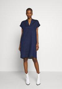 Seidensticker - MALIA  - Day dress - dunkelblau - 0