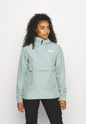 WATERPROOF FANORAK - Outdoor jacket - silver blue