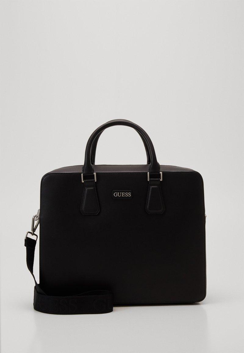 Guess - DAN WORKBAG - Briefcase - black