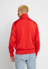 adidas Originals - FIREBIRD ADICOLOR SPORT INSPIRED TRACK TOP - Sportovní bunda - lush red - 2