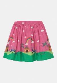 Frugi - TWIRLY DREAM - A-line skirt - pink - 1