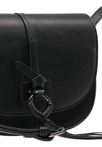 DreiMaster - Across body bag - schwarz - 5