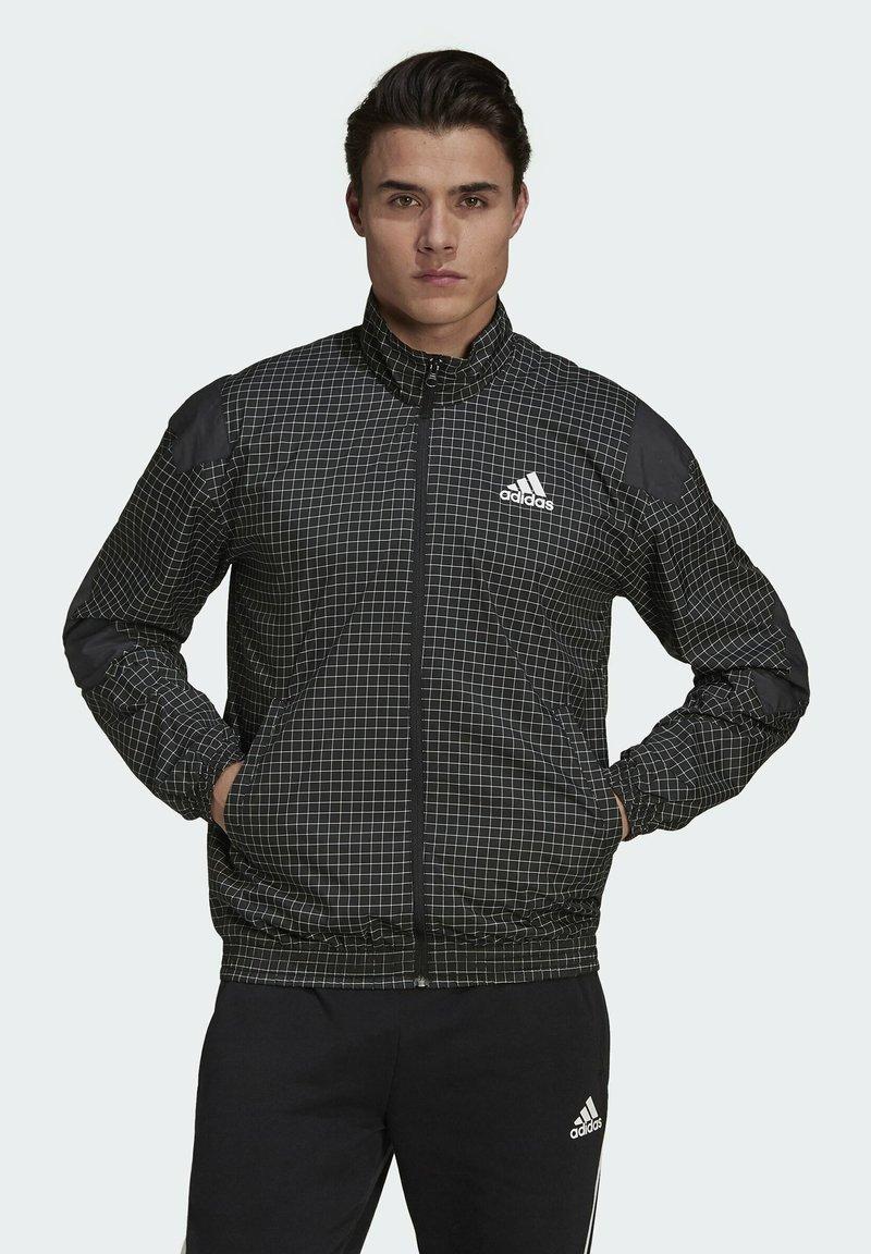 adidas Performance - Training jacket - black