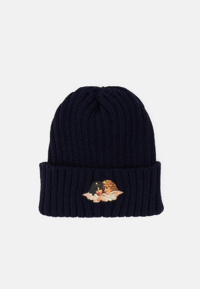 ANGELS RIB BEANIE UNISEX - Berretto - blue