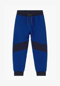 Lemon Beret - SMALL BOYS - Tracksuit bottoms - true blue - 0