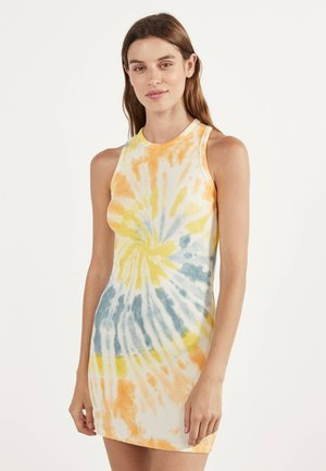 MIT BATIK-PRINT - Etui-jurk - multi-coloured