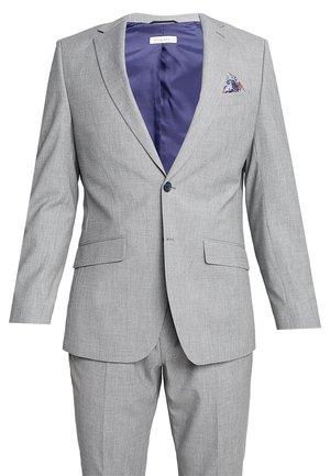 SUIT REGULAR FIT - Completo - light grey