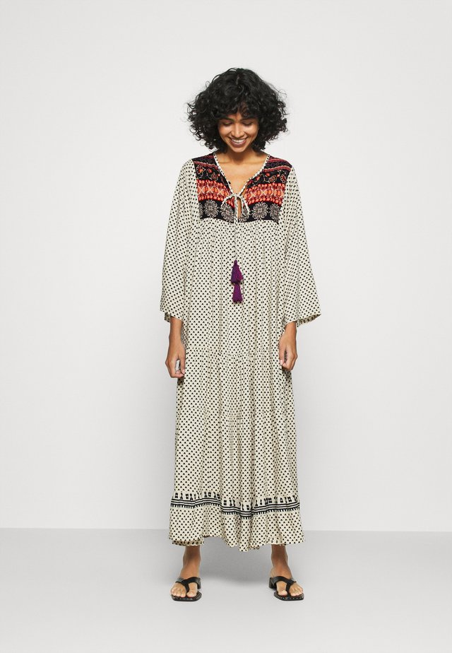 YASESTHER ANCLE DRESS FEST - Maxi dress - sandshell