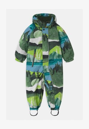 WINTER PUHURI UNISEX - Snowsuit - dark green