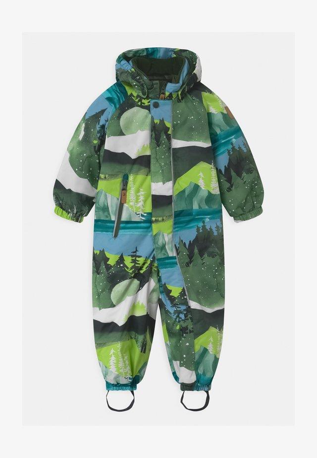 WINTER PUHURI UNISEX - Snowsuit - dark green
