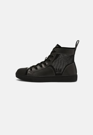 CRISTO - High-top trainers - black