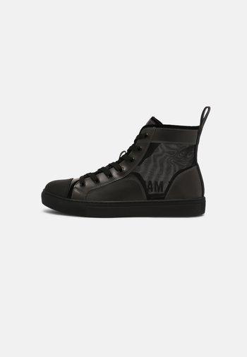 CRISTO - High-top trainers - black