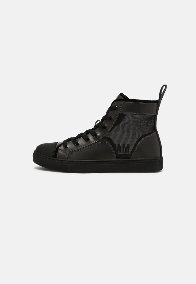 CRISTO - Sneakers hoog - black