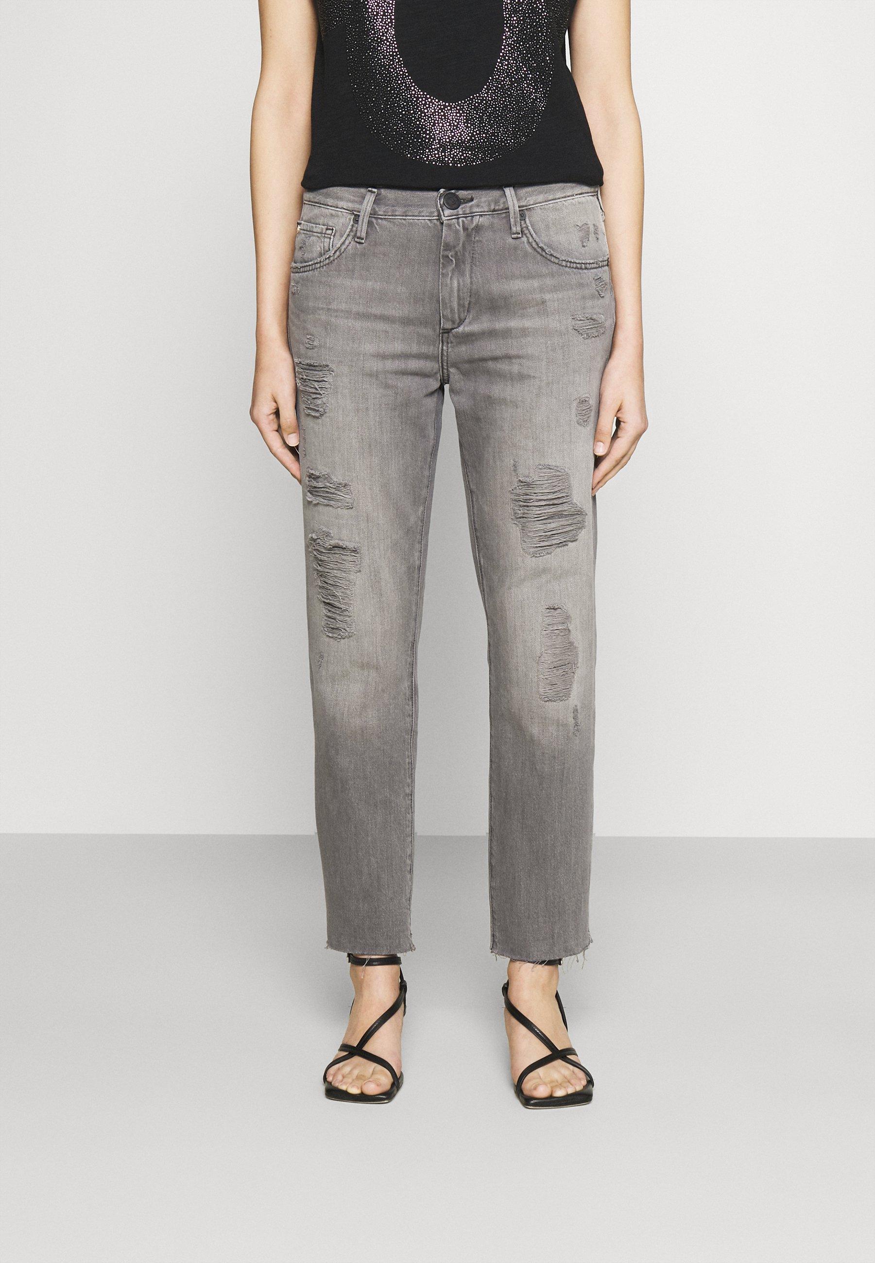 Donna BOYFRIEND - Jeans a sigaretta