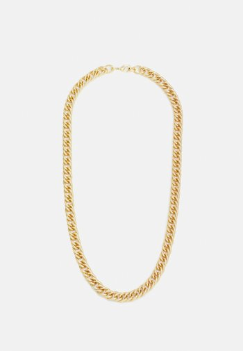 TWISTY CHAIN NECKLACE - Necklace - gold-coloured