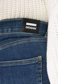 Dr.Denim Plus - MOXY - Jeans Skinny Fit - hurricane dark blue - 4